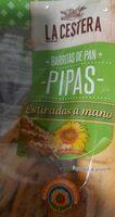 Barritas de pan con pipas - Producto - es