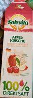 Solevita Apfel-Kirsch Direkt Gepresst aus Deutschem Anbau - Produkt - de