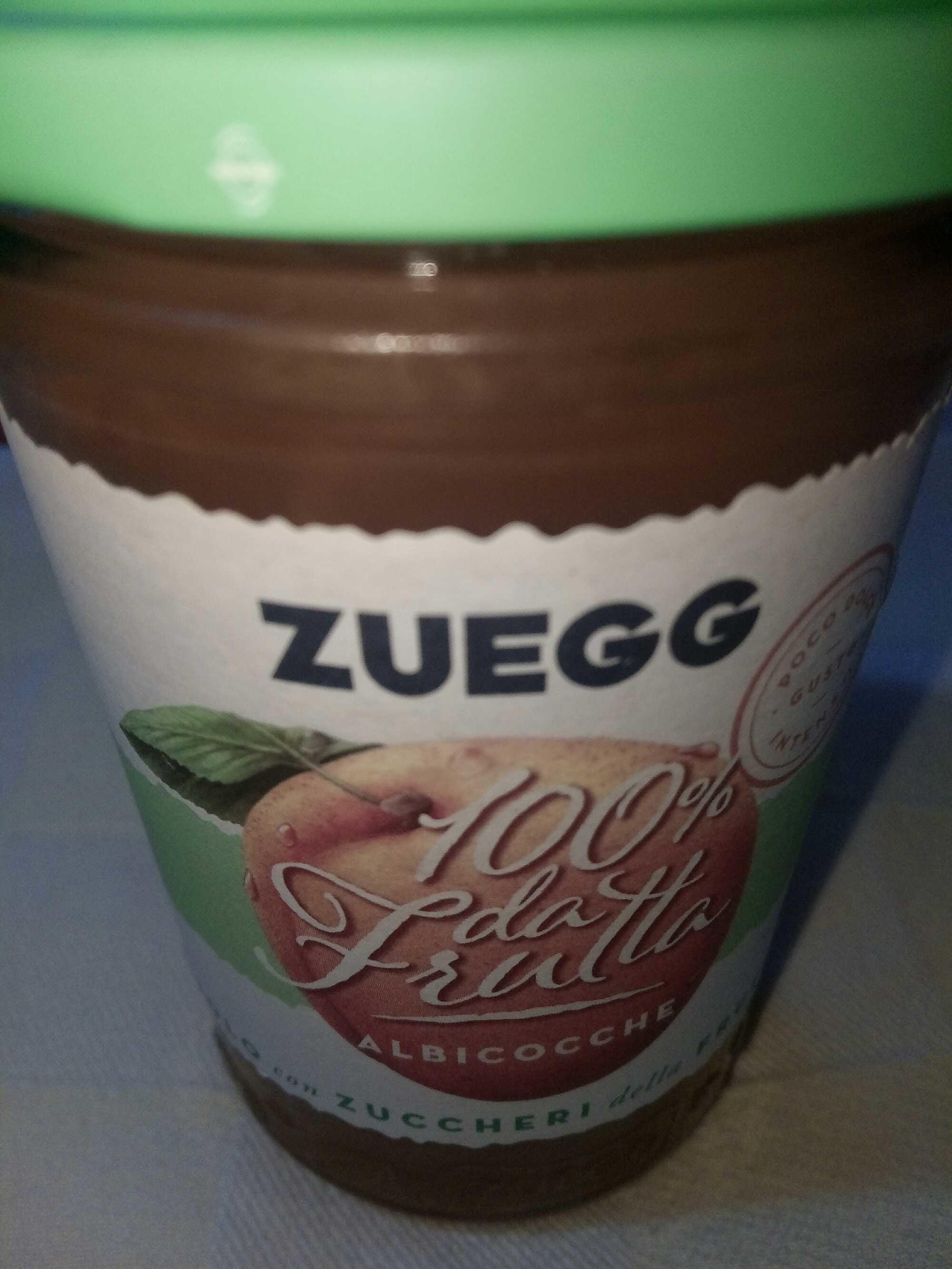 Confettura 100% da frutta - Produit