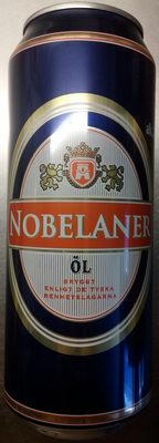 Nobelaner öl - Produit - sv