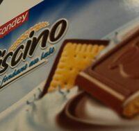 Biscino coeur fondant au lait - Product