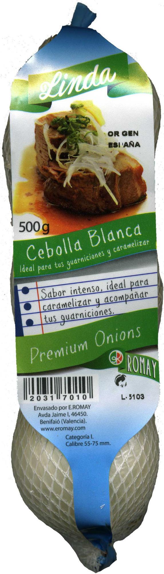 "Cebollas ""Romay"" - Producte"