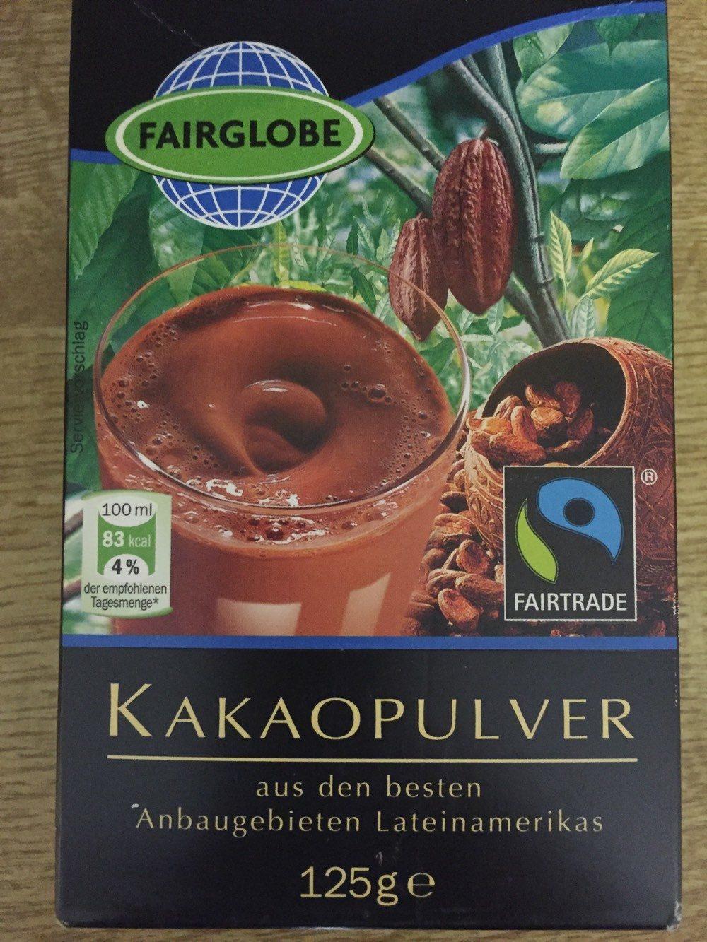 Kakaopulver - Produit - fr