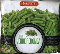 Judía verde redonda - Produit