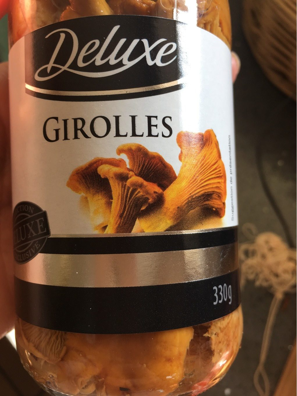 Girolles Deluxe Lidl - Product - fr