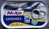 Sardines in sunflower oil - Produkt
