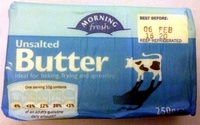 Unsalted Butter - Product