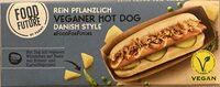 Veganer Hot Dog Danish Style - Produkt - de