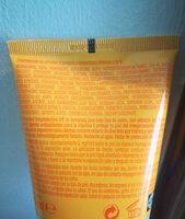 Leche solar con citronella - Ingredientes - en