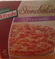 Pizza Stonebaked Proscuitto - Product