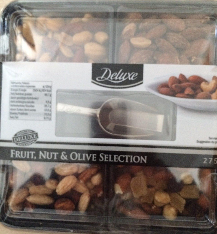 Kerst: Premium Nut Selection Schaal 275 Gram (delicieux) - Produit - fr