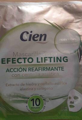 mascarilla tissu cien - Product - en