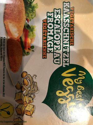 Escalope au fromage - Producte - fr