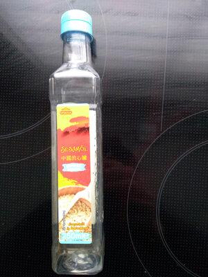 Aceite de sésamo Sesamöl - Producte - es