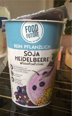 Soja Heidelbeere #foodforfuture - Product - de
