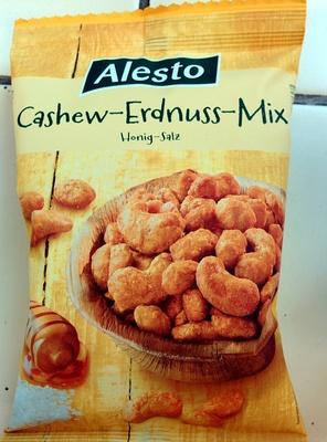 Cashew-Erdnuss-Mix Honig-Salz - Product - de