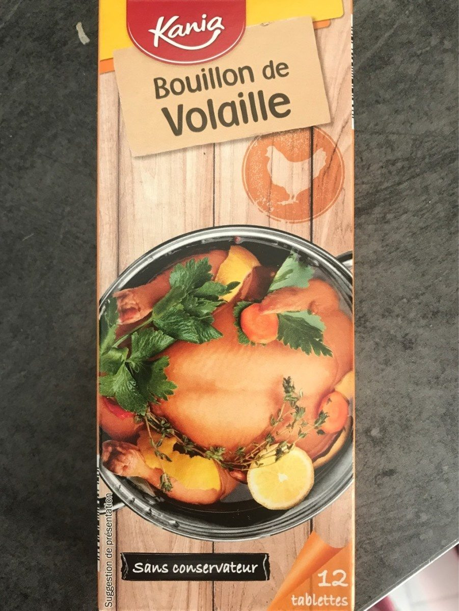 Bouillon de volaille - Produit - fr