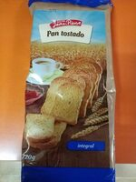 Biscottes froment - Product