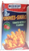 Pommes-snack Tomato Ketchup Flavour - Product