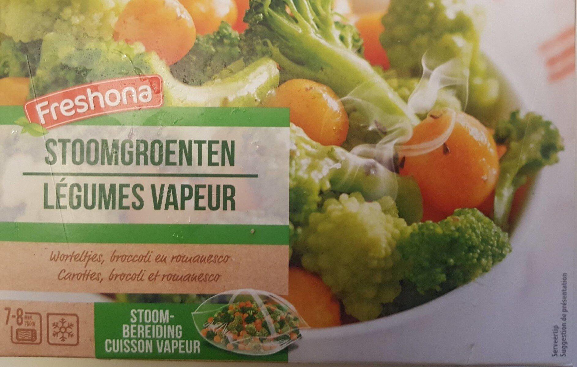 Legumes vapeur - Product - fr