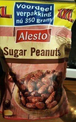 Sugar Peanuts - Product - fr