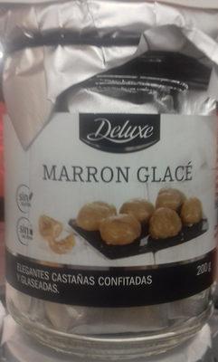 Marron glacé - Producto