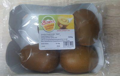 Kiwi Sungold - Ingredients - en