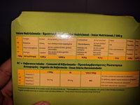Kiwi sungold - Información nutricional