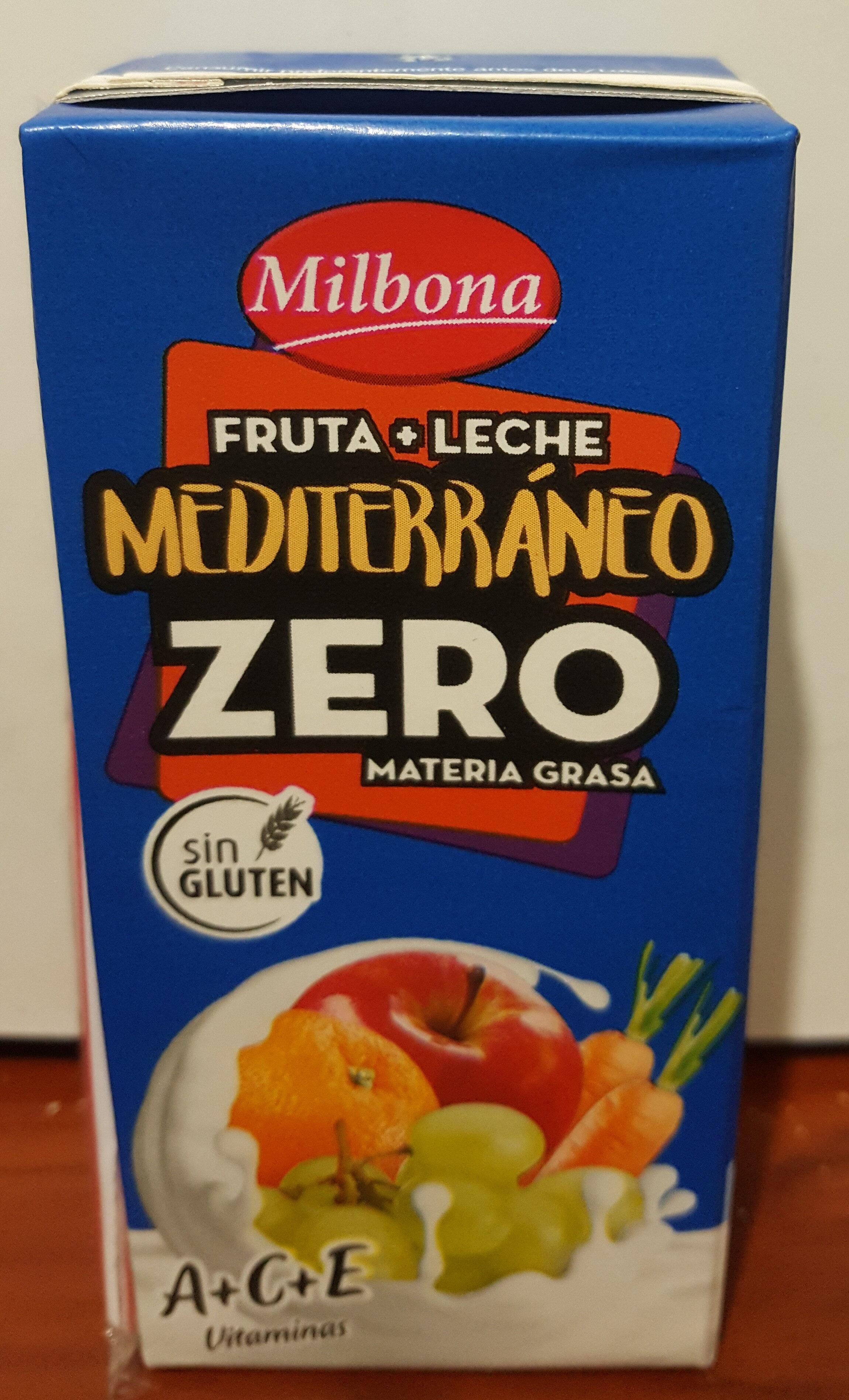 Mediterráneo Zero - Produit - es