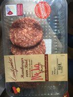 Hamburger vom Rind - Produkt