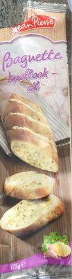 Knoblauchbutter Baguette, Knoblauch - Produit