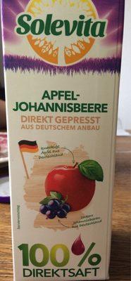 Apfel-Johannisbeersaft - Produit - fr