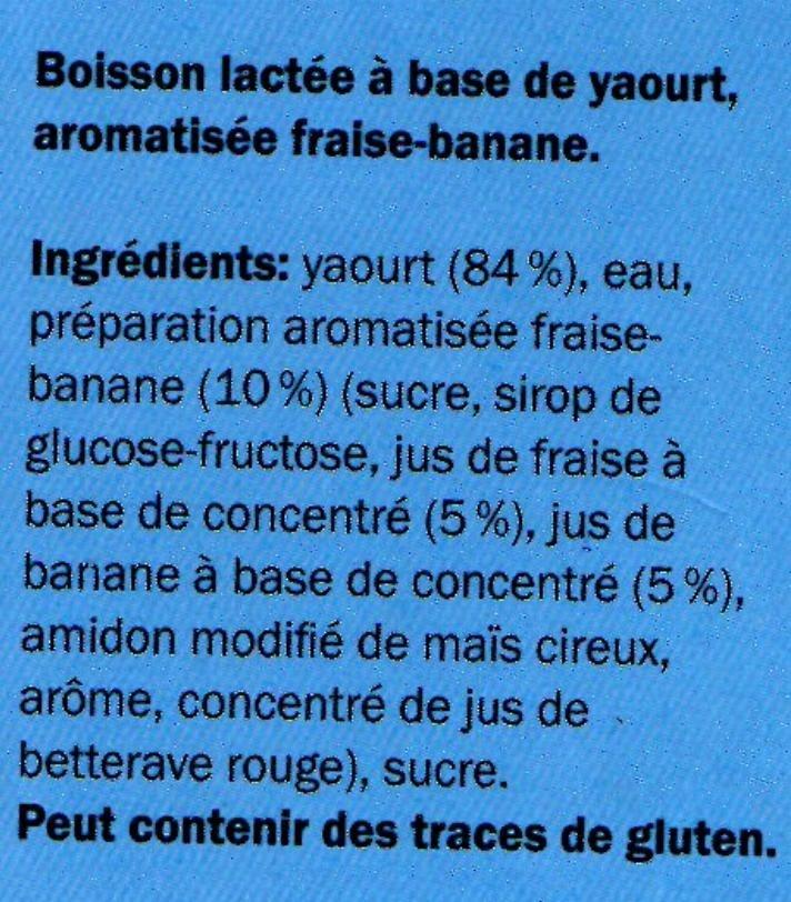 Drink!! - Ingredients