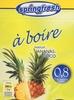 Yaourt à boire ananas - Produit