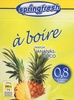 Yaourt à boire ananas - Product