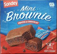 Mini Brownies - Produit - fr