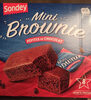 Mini Brownies - Product