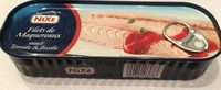 Filets de Maquereaux (À la Tomate & au Basilic) - Produit - fr