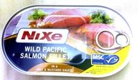 Wild pacific salmon fillet in a dill & mustard sauce - Produit - en