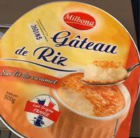 Gâteau de Riz - Produit
