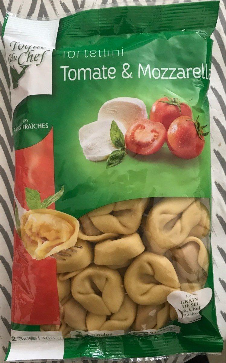 Tortellini Tomate & Mozzarella - Produit - fr