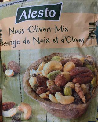 Snack Mix con aceitunas condimentados - Producto - fr