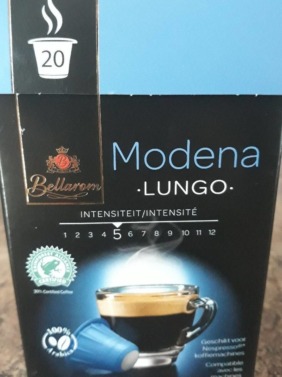 Modena Lungo - Produit - fr