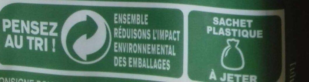 Comté - Instruction de recyclage et/ou information d'emballage - fr