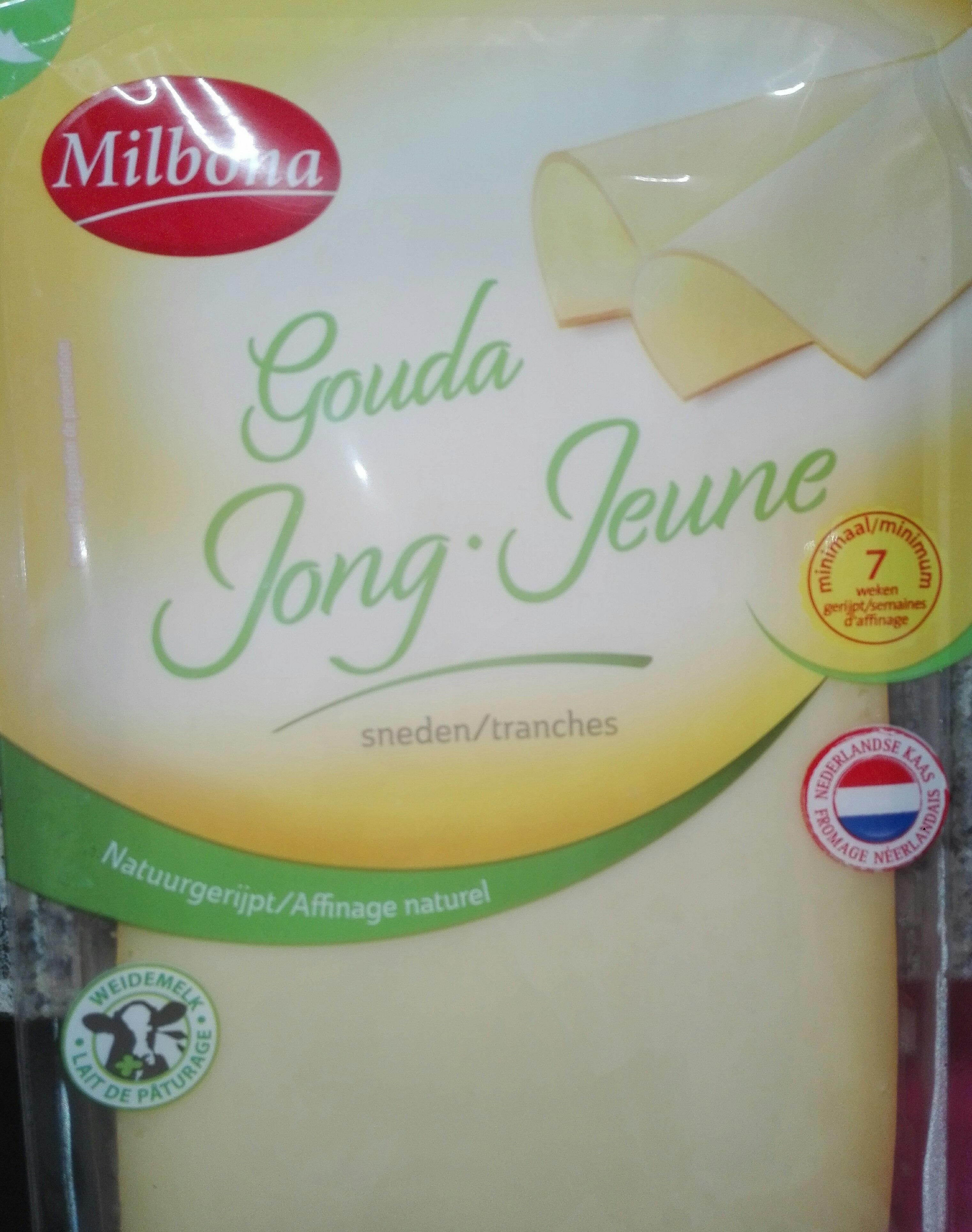 Milbona Jeune Gouda - Product - fr