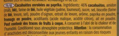Alesto cruspies - Ingrédients - fr