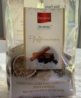 Pain d'épices au chocolat noir - Produit - fr