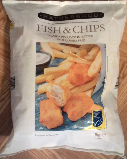 Hatherwood Fish & Chips - Product