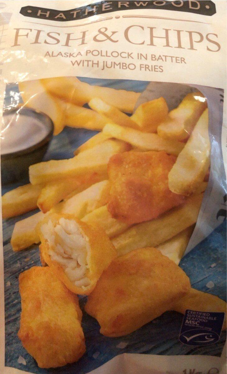 Hatherwood Fish & Chips - Produit - en