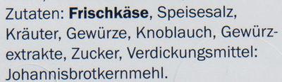 Goldessa Feine Kräuter - Ingrediënten - de